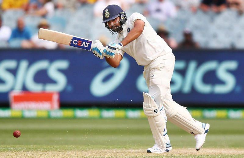 It will be the first time Rohit Sharma opens the batting for India in a Test match away from home [cricket.com.au]