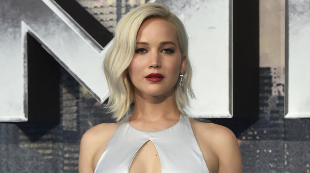 Jennifer Lawrence has a theory as to why women don't come forward when they experience harassment — and it stems from personal experience.