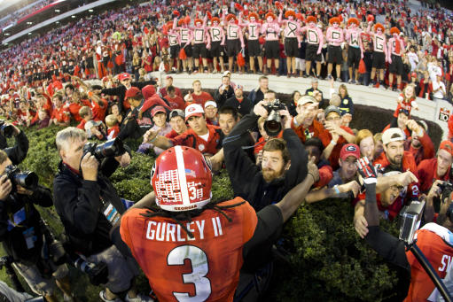 Todd Gurley chooses new Falcons jersey number