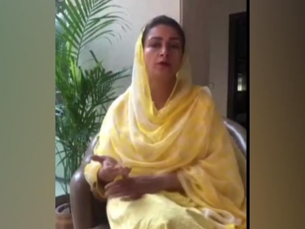 SAD MP Harsimrat Kaur Badal