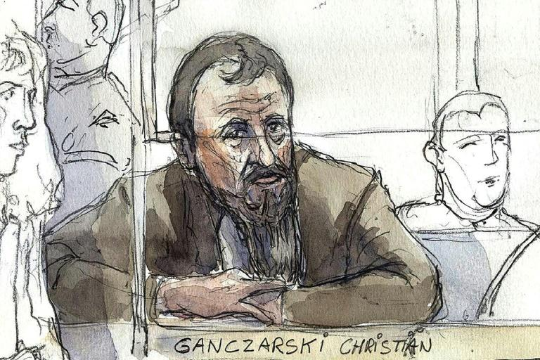 Ganczarski is accused of masterminding the 2002 suicide blast at an historic synagogue on the Tunisian island of Djerba, in which 21 people were killed