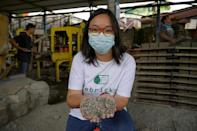 Novita Tan launched recycling company Rebrick after Indonesia drew headlines as the second-biggest producer of marine waste in the world behind China