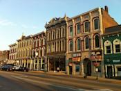 """<p>You simply can't go wrong with a town named """"Georgetown"""" (see our Colorado pick for further proof). Though it's a bit more populous than other spots on this list, the historic district of Georgetown feels like its own small town. The top antique pick has to be the <a href=""""http://www.georgetownkyantiquemall.com/"""" rel=""""nofollow noopener"""" target=""""_blank"""" data-ylk=""""slk:Georgetown Antique Mall"""" class=""""link rapid-noclick-resp"""">Georgetown Antique Mall</a>, which occupies two buildings.</p>"""