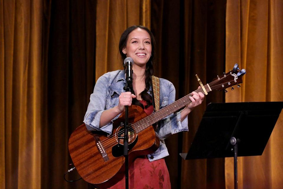 "<p>Amy Vachal was a semi-finalist in the ninth season, and left the show to start working on her first full-length album. She released the single ""Wait"" in 2017 and then appeared on <em>The Tonight Show Starring Jimmy Fallon </em>in a segment called ""Battle of the Instant Songwriters."" In an interview with <em>People,</em> Vachal said she loved being on <em>The Voice </em>and added, ""I have <a href=""https://people.com/music/the-voice-amy-vachal-adam-levine-craft-album/"" rel=""nofollow noopener"" target=""_blank"" data-ylk=""slk:vivid flashbacks"" class=""link rapid-noclick-resp"">vivid flashbacks</a> all the time that make me shake my head in the shower — moments like my blind audition or my first live show are still hard to unpack and accept as real.""</p>"