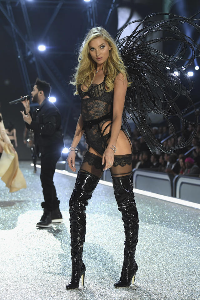 <p>Status: Angel<br> Age: 28<br> Nationality: Swedish<br> First VS show: 2011<br> No. of shows walked: 6<br><i>(Photo: Getty)</i> </p>