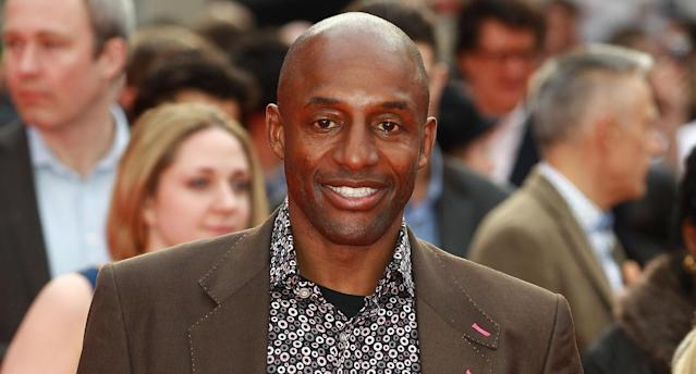 John Fashanu wants <em>Gladiators</em> to return to TV. (Fred Duval/FilmMagic)
