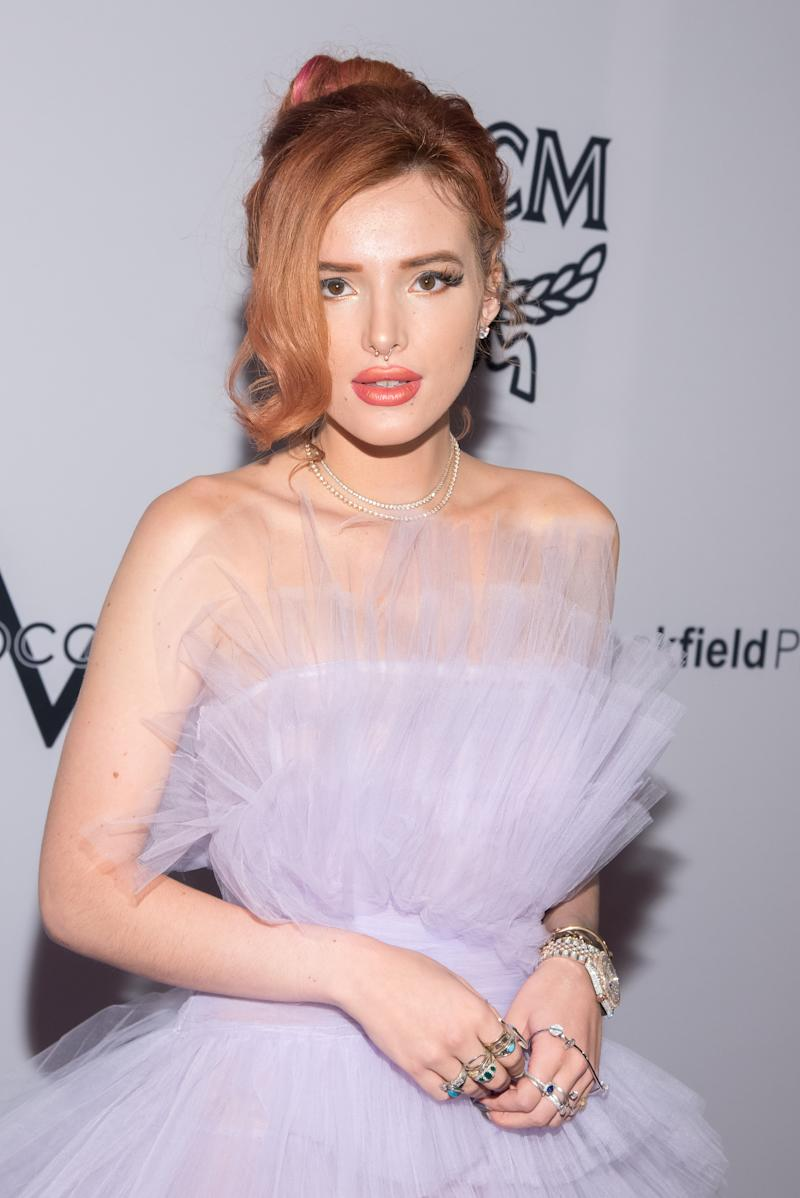 Bella Thorne Opens Up About History of Sexual Abuse
