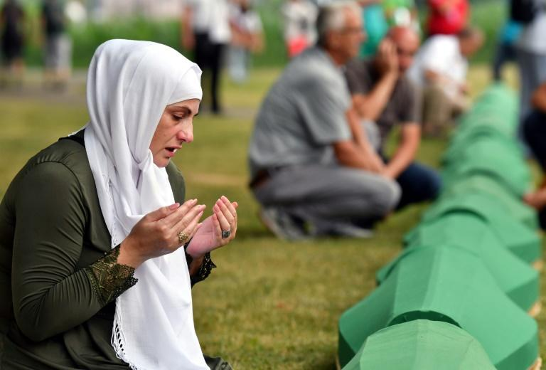 Serb forces killed more than 8,000 Muslim men and boys after they captured Srebrenica on July 11, 1995, in the final stages of Bosnia's 1990s war