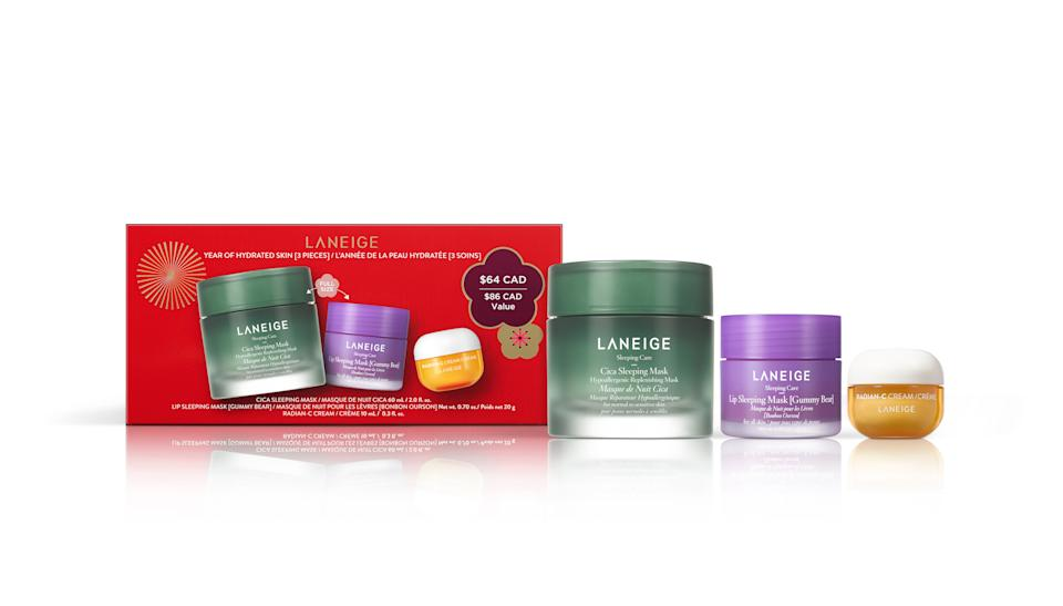 Laneige Year of Hydrated Skin Set [Photo via Sephora]