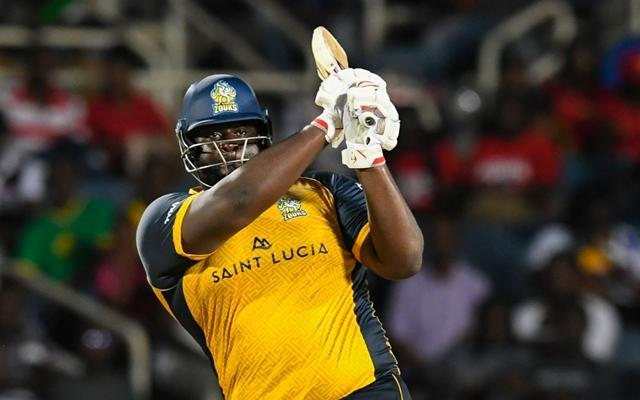 St. Lucia Kings, CPL 2021