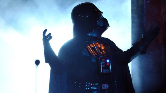 Do Your Best Darth Vader! Breathing Tricks To Warm Up Fast