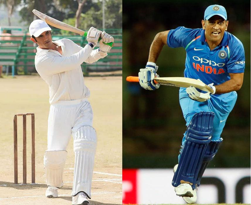 Late actor Sushant played the India's favourite Captain Cool in 'M.S. Dhoni: The Untold Story', which traces his journey from ticket collector to trophy collector - the world-cup-winning captain of the Indian Cricket Team.