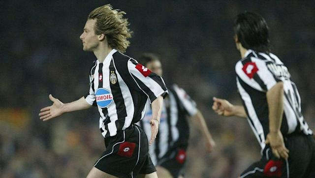 <p>Juventus in the early 2000s were nothing short of magnificent, with FIFA cover stars everywhere. </p> <br><p>Their run to the Champions League final in 2002/03 was arguably their pinnacle, even though their defeat on penalties to AC Milan in the final isn't exactly remembered fondly. </p> <br><p>The Bianconeri met Barca in the quarter finals, and after a 1-1 in Turin, Marcelo Lippi brought his Italian galacticos to the Nou Camp. This is one of the few examples in history where Juve were markedly the superior side, with Barcelona in something of a transitional phase, under manager Radomir Antic. That being said, when has it ever been easy to win at the Nou Camp?</p> <br><p>Pavel Nedved was the true star of the show, and indeed the whole season, for Juve. He scored the opener early in the second half, with a graceful cut in and finish past Roberto Bonano, before fellow future legend Xavi (playing on the right flank of all places) equalised for Barca. </p> <br><p>Dreadlocked midfield pitbull Edgar Davids was as impassioned as ever, but he received his marching orders, after spending nearly 80 minutes being Edgar Davids in a competitive match.</p> <br><p>Remarkably, Juve not only took the game to extra time, but found a way to win at the Camp Nou, as the lesser spotted Marcelo Zalayeta got on the end of a cross from fellow sub Alessandro Birindelli, to give the Bianconeri the victory. </p> <br><p>Another classic would follow for Juve, as they overcame Real Madrid in the semis, with Nedved imperious once again, before tragically picking up a yellow card that would force him to miss the final. The Czech maestro would win the Ballon d'Or at the end of 2003, but he was greatly missed in the final against Milan, and many Juve fans wonder, to this day, what might have been. </p>