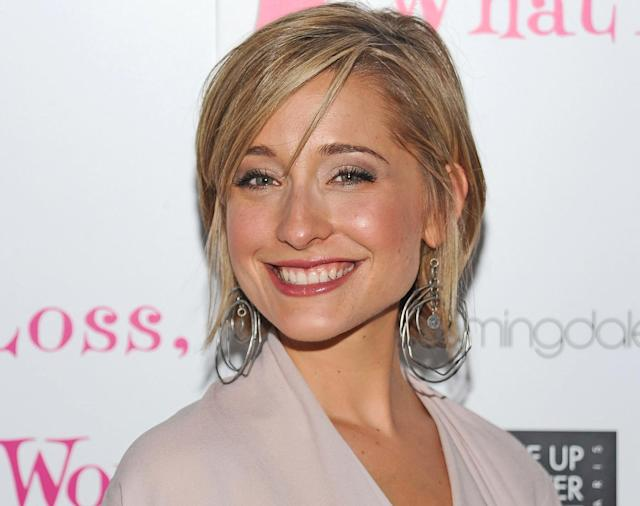 Allison Mack in 2010. (Photo by Bryan Bedder/Getty Images)