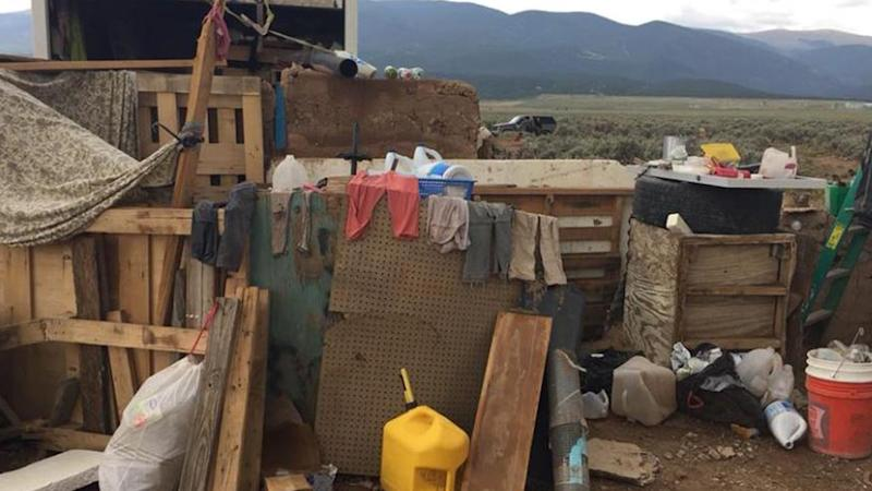 Mothers of 11 Kids Found at 'Filthy' New Mexico Compound Are Arrested