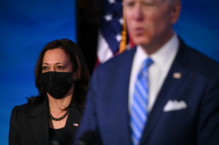 With the Senate evenly divided between Republicans and Democrats, Vice President-elect Kamala Harris will cast the tie-breaking vote