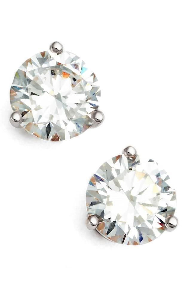 "<p><product href=""https://www.nordstrom.com/s/nordstrom-2ct-tw-cubic-zirconia-earrings/2989890?origin=category-personalizedsort&amp;breadcrumb=Home%2FAnniversary%20Sale%2FWomen%2FHandbags%20%26%20Accessories&amp;color=platinum"" target=""_blank"" class=""ga-track"" data-ga-category=""Related"" data-ga-label=""https://www.nordstrom.com/s/nordstrom-2ct-tw-cubic-zirconia-earrings/2989890?origin=category-personalizedsort&amp;breadcrumb=Home%2FAnniversary%20Sale%2FWomen%2FHandbags%20%26%20Accessories&amp;color=platinum"" data-ga-action=""In-Line Links"">Nordstrom 2ct tw Cubic Zirconia Earrings</product> ($27, originally $46)</p>"