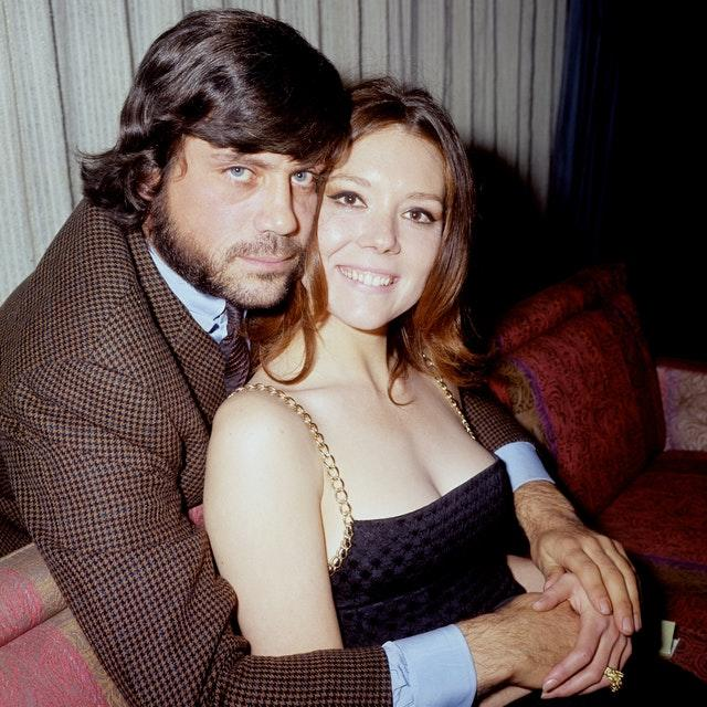 "Film – ""The Assassination Bureau"" Photocall – Oliver Reed and Diana Rigg – London"