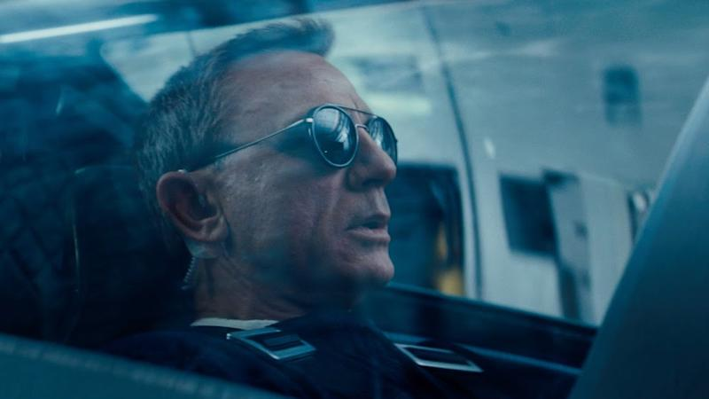 The New No Time To Die Spot Teases A Big Bond Secret