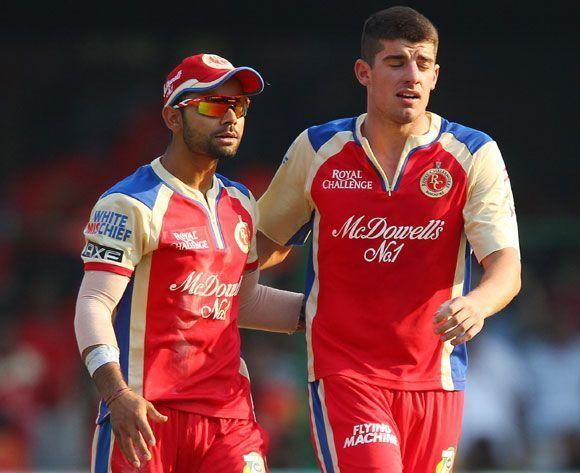 RCB might benifit by drafting Moises Henriques back to their squad for IPL 2019