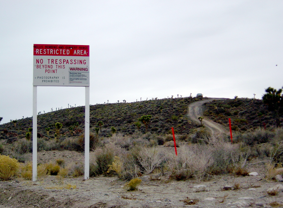 The US Air Force has warned against people trying to storm the secretive Area 51 (Wikipedia)