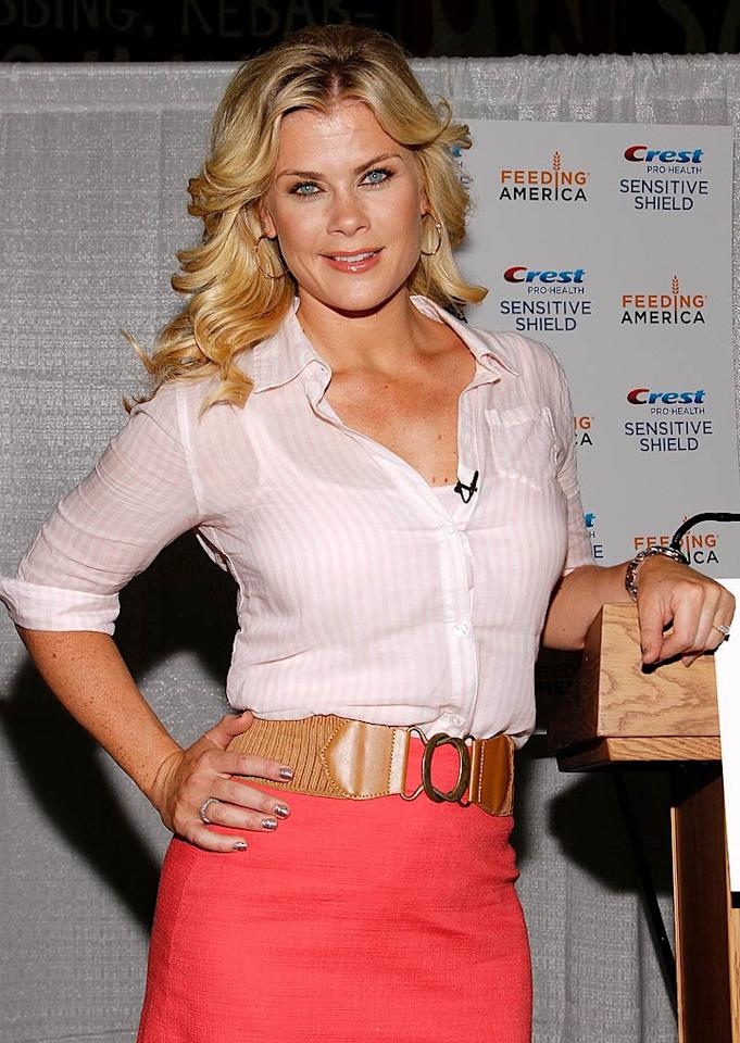 "September 19: Alison Sweeney turns 34 Soul Brother/<a href=""http://www.gettyimages.com/"" target=""new"">GettyImages.com</a> - June 28, 2010"