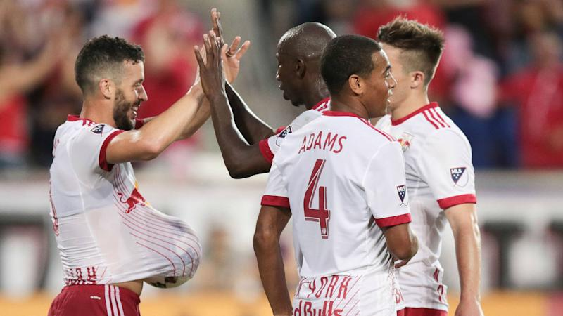 MLS: New York Red Bulls make play-offs with Vancouver Whitecaps win
