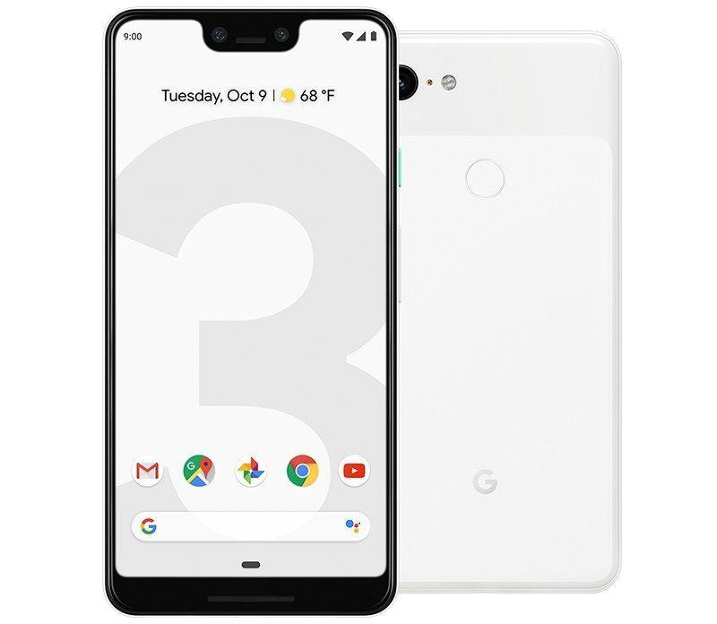 The Pixel 3 and Pixel 3 XL are Google's complete vision of what smartphones should be. (image: Google)