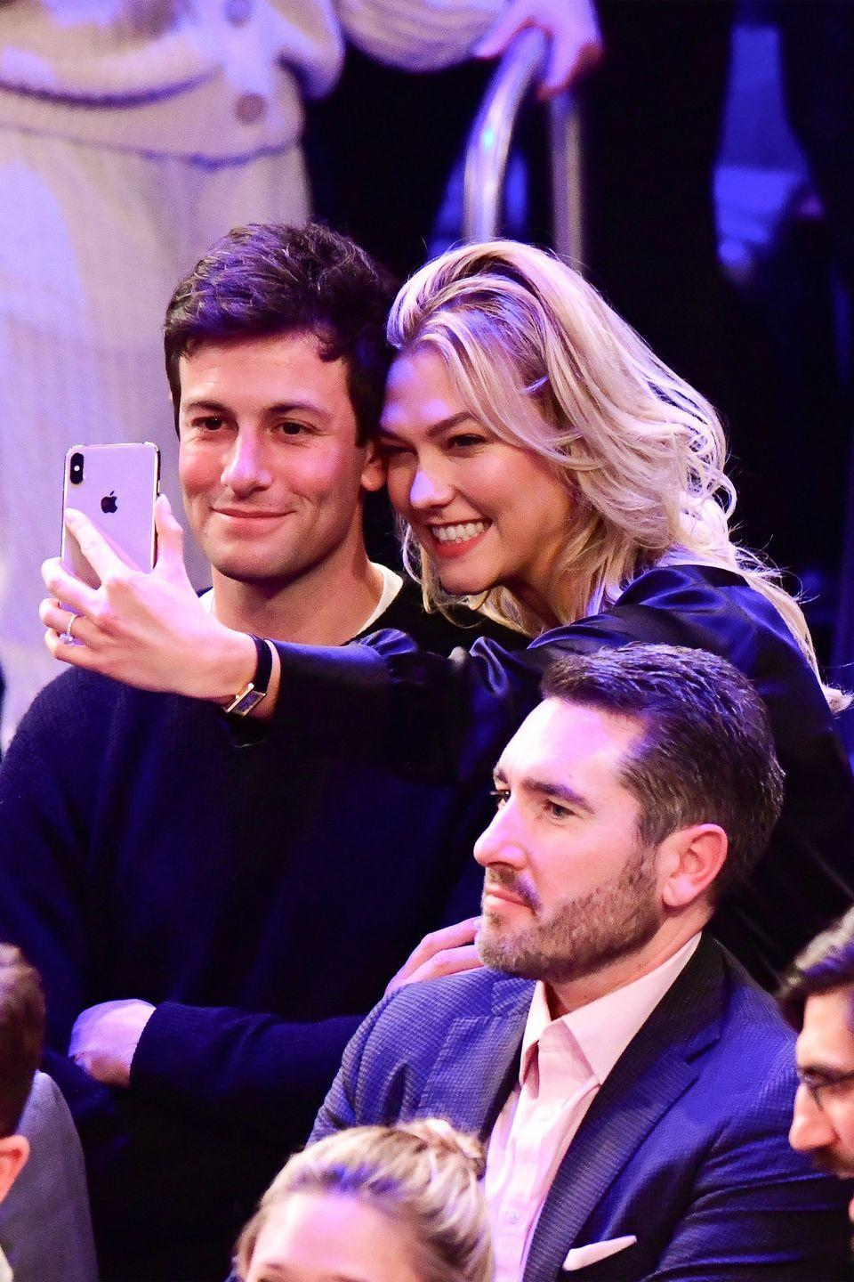 "<p>He's from the Kushner real estate dynasty and Karlie Kloss is the second highest-paid model of 2018, according to <em><a href=""https://www.harpersbazaar.com/fashion/models/a25574949/kendall-jenner-highest-paid-model-2018/"" rel=""nofollow noopener"" target=""_blank"" data-ylk=""slk:Forbes"" class=""link rapid-noclick-resp"">Forbes</a></em>. The relatively low-key couple tied the knot in an <a href=""https://www.harpersbazaar.com/celebrity/latest/a23908534/karlie-kloss-marries-joshua-kushner/"" rel=""nofollow noopener"" target=""_blank"" data-ylk=""slk:intimate wedding"" class=""link rapid-noclick-resp"">intimate wedding</a> in the forest in 2018. </p>"