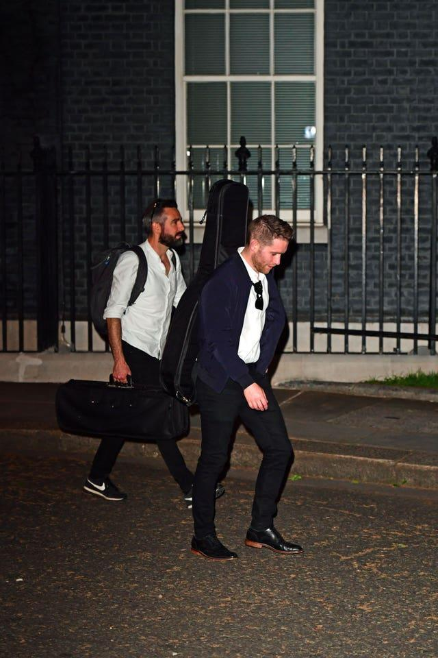 Reports that Prime Minister and Carrie Symonds secretly wed