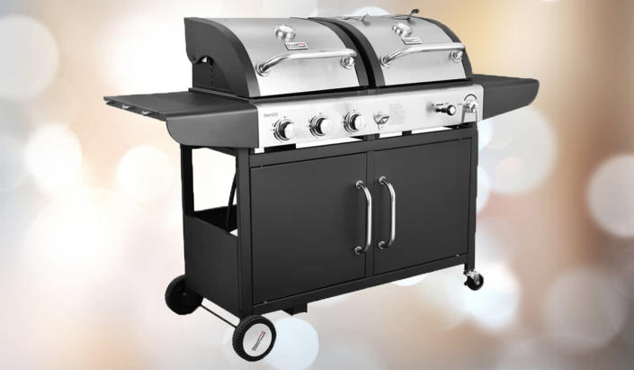 Snag 46 percent off this large grill. (Photo: Wayfair)