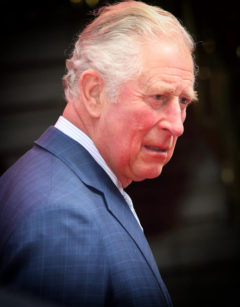 LONDON, UNITED KINGDOM - MARCH 11, 2020: HRH Prince Charles at The Princes Trust and TKMaxx & Homesense Awards at the London Palladium- PHOTOGRAPH BY Keith Mayhew / Echoes Wire/ Barcroft Studios / Future Publishing (Photo credit should read Keith Mayhew / Echoes Wire/Barcroft Media via Getty Images)