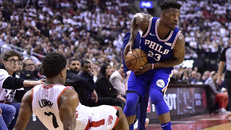 707c2d207da Playoff Edition Three Things to Know  Sixers  defensive adjustments rock  Raptors