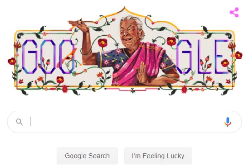 Google Pays Tribute To Legendary Actress Zohra Sehgal With Special Doodle