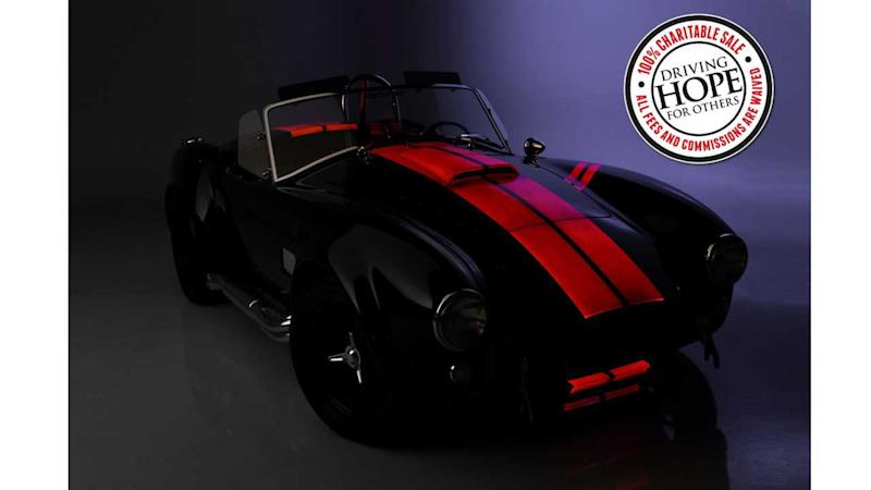 Barrett-Jackson Charity Auction Cars