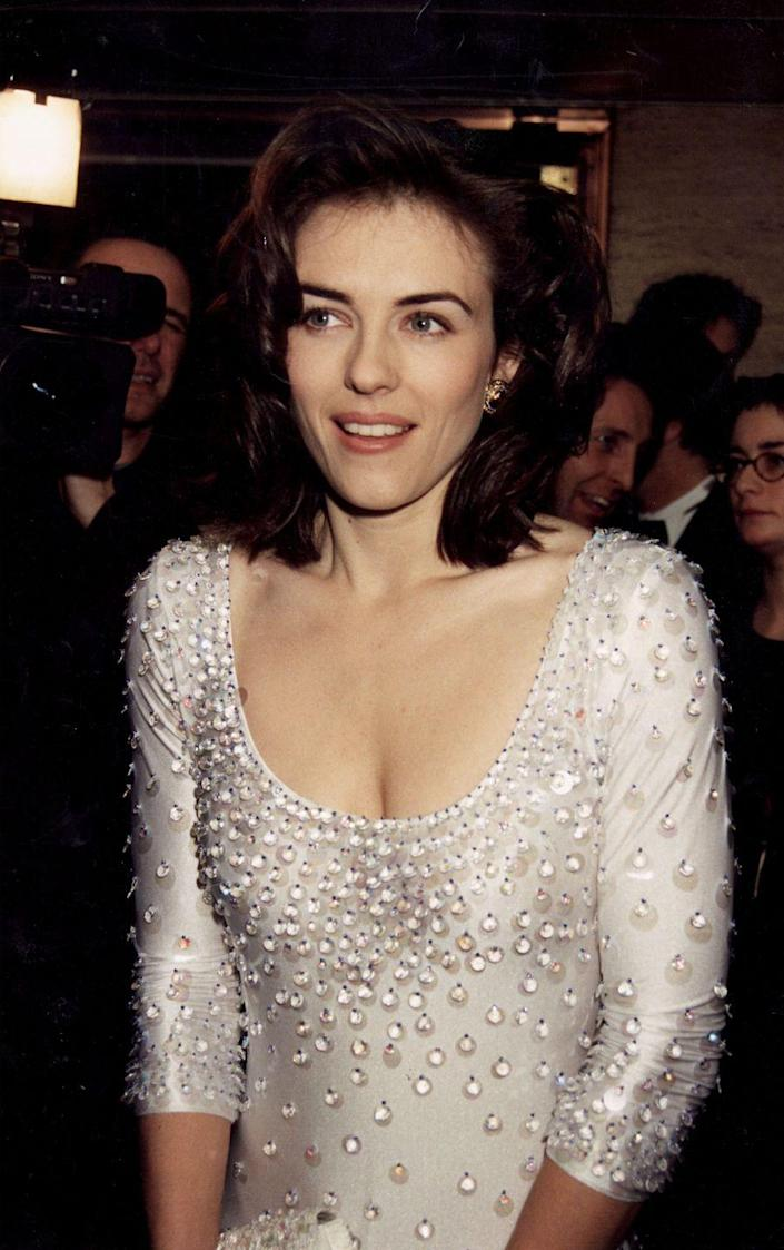 <p>In 1995, Elizabeth became the spokesperson for cosmetics company Estée Lauder. She held this role until 2001.</p>