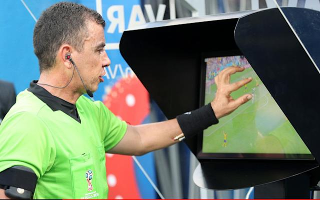 "The profound impact of video technology on the World Cup can be laid bare today following the completion of the opening round of matches. Analysis by The Daily Telegraph has found that Russia 2018 has seen the most penalties per game, the highest percentage of goals scored from set-pieces and the fewest number of offsides per match of any World Cup at this stage of the competition since 1966. There have also been fewer red cards per game after each country's first fixture than at any World Cup for 32 years. The polarising debate over the introduction of Video Assistant Referees to the game intensified on Tuesday following the non-award of two penalties to Harry Kane in England's opening win over Tunisia. Fifa confirmed that it would analyse both incidents in a mid-tournament review of VAR at Russia 2018, most likely after the end of the group stages. Brazil were also demanding answers from the governing body on Tuesday over why two key decisions were not overturned during their opening 1-1 draw with Switzerland. The impact of VAR | World Cup 2018 Whatever the rights and wrongs of using technology at the World Cup, there is little doubt that it was delivering on its promise to revolutionise the way elite football was played. The nine penalties awarded in the opening round of games – three of them after an initial non-award was overturned – were on average the most of any World Cup for 52 years. The percentage of goals from set- plays, 55.3 per cent, was also the highest over that period, arguably because VAR should pick up any grappling in the box. The knowledge Big Brother was watching was also likely to be behind there having been only one red card in the 16 matches so far. Many fans cannot understand why Kane wasn't awarded a penalty against Tunisia Credit: Getty images Keith Hackett, the former Fifa referee and Premier League referees chief, told The Daily Telegraph: ""I'm not surprised by those statistics. Teams, players and managers have been warned very strongly about their behaviour and there is a bit of fear about VAR. ""They will have been told there are 33 cameras a game watching your every move, and the referees have four colleagues in Moscow watching them. Subconsciously, that does have an effect, on a positive note, on discipline. As for penalties, that is the positive side of VAR and the clarity it gives."" Sweden were awarded a penalty against South Korea after a VAR review Credit: Getty images It was not so clear why there were so few offsides – just 2.81 per match – although assistant referees have been instructed to delay flagging for the infringement to avoid disallowing a legitimate goal that VAR can validate. Hackett said: ""As far as assistant referees are concerned, there is a degree of confusion. They have been told not to flag on tight offside calls and I have seen a number where I think they are offside but aren't given. ""They haven't influenced games, but there is a sense of ignoring them unless it is a goal, in which case it will be checked by the VAR. ""I am concerned a little that we have stepped the assistant referees away from what we expect them to do, and we have reduced their role dramatically. World Cup whatsapp promo ""I think they feel undermined by the fact they are being told a lot of what not to do, rather than what to do. That doesn't help the process."" There was also confusion among players, with Manchester City's Kyle Walker – who conceded a soft penalty for England against Tunisia that VAR deemed had not been awarded in error – saying: ""We've had a briefing, but what's correct and what's not? When do you ask for it? You don't want to crowd the referee and say 'VAR', because then it is a yellow card. ""I think you just have to let the referees get on with it and let them take the decisions. They have got a hard enough game as it is without putting any more confusion in it."" Until now, Fifa had publicly backed all VAR interventions in the opening 11 games of the World Cup, but it refused to comment on the denial of penalties to England when Kane was twice bundled over. One possible reason for the VAR not overturning the decisions could be that, on the first of them, John Stones appeared simultaneously to push Ellyes Skhir, and, on the second, Kane seemed to have hold of Yassine Meriah's arm as the pair tangled. WorldCup - newsletter promo - end of article"
