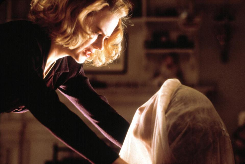 Kidman in a 2001 horror favorite, <em>The Others</em>. (Photo: Dimension Films/courtesy Everett Collection)