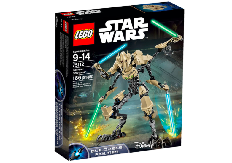 Enjoy 186 pieces of awesome. What would be really grievous? If you let this Prime opportunity pass you by. (Photo: Amazon)