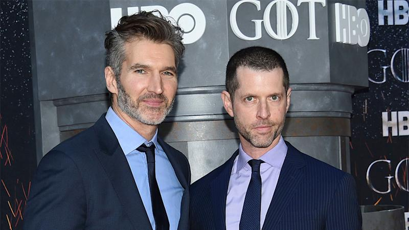GOT's David Benioff & D.B. Weiss Exit Star Wars Deal