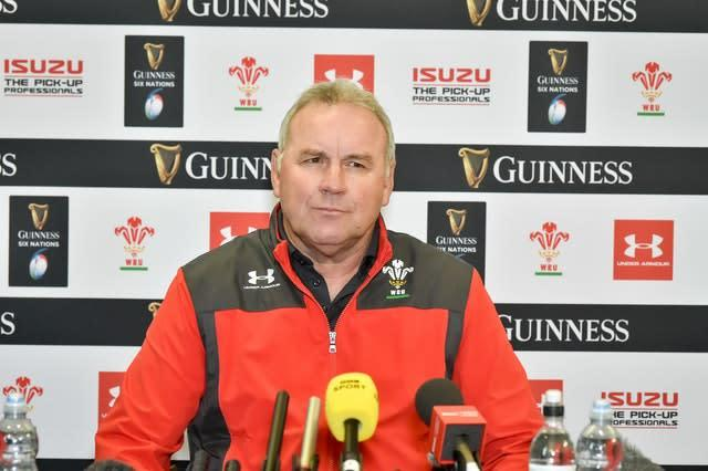 New head coach Wayne Pivac will lead Wales into the Six Nations (Ben Birchall/PA)