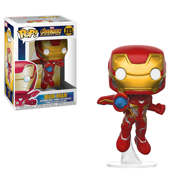 Iron Man Pop! figure (Photo: Funko)