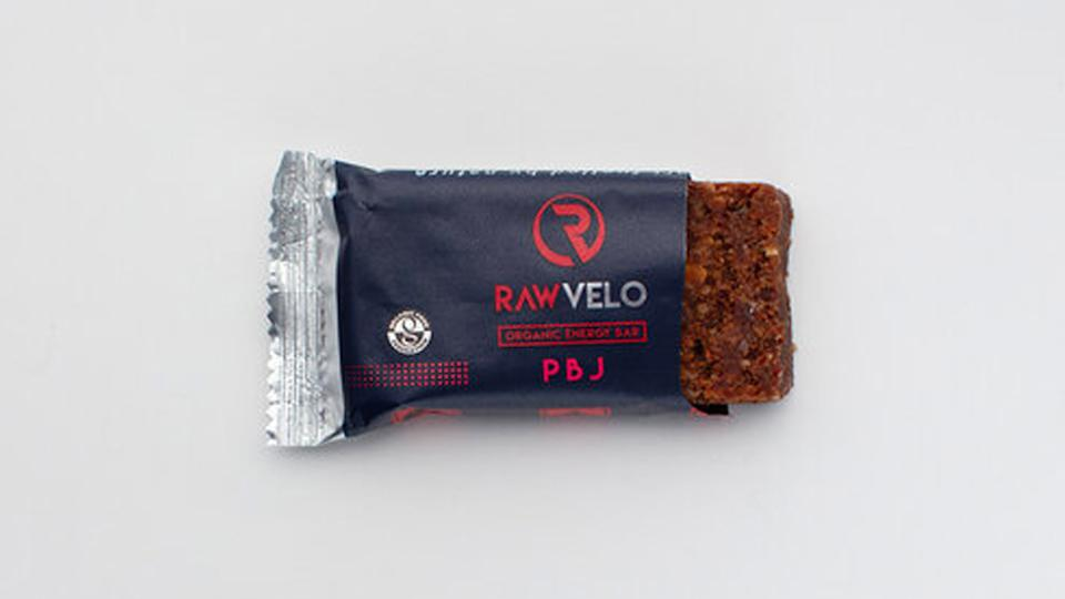 Best cycling nutrition: Rawvelo Organic Energy Bars