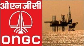 ONGC net down 50% on fall in oil, gas prices, output