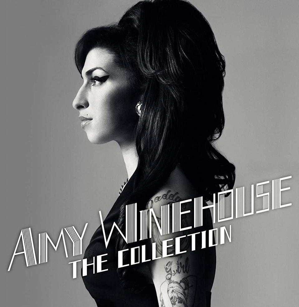 """<h1 class=""""title"""">Amy Winehouse: The Collection</h1>"""