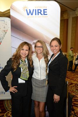Velocity Mortgage Capital launched WIRE (Women in Real Estate) Initiative with 'Rehab Addict' TV Star Nicole Curtis at National Association of Mortgage Brokers (NAMB) Conference to encourage more women to participate in real estate investment. #WomenGetWired