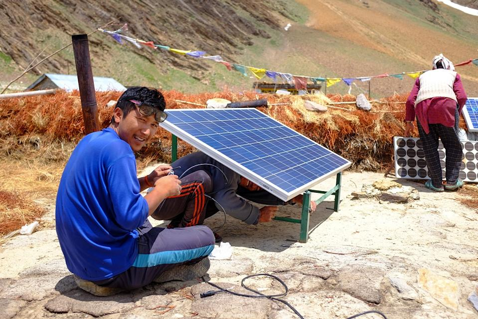 GHE has solar electrified more than 131 villages in 3 regions of India, directly impacting the lives of more than 60,000 villagers