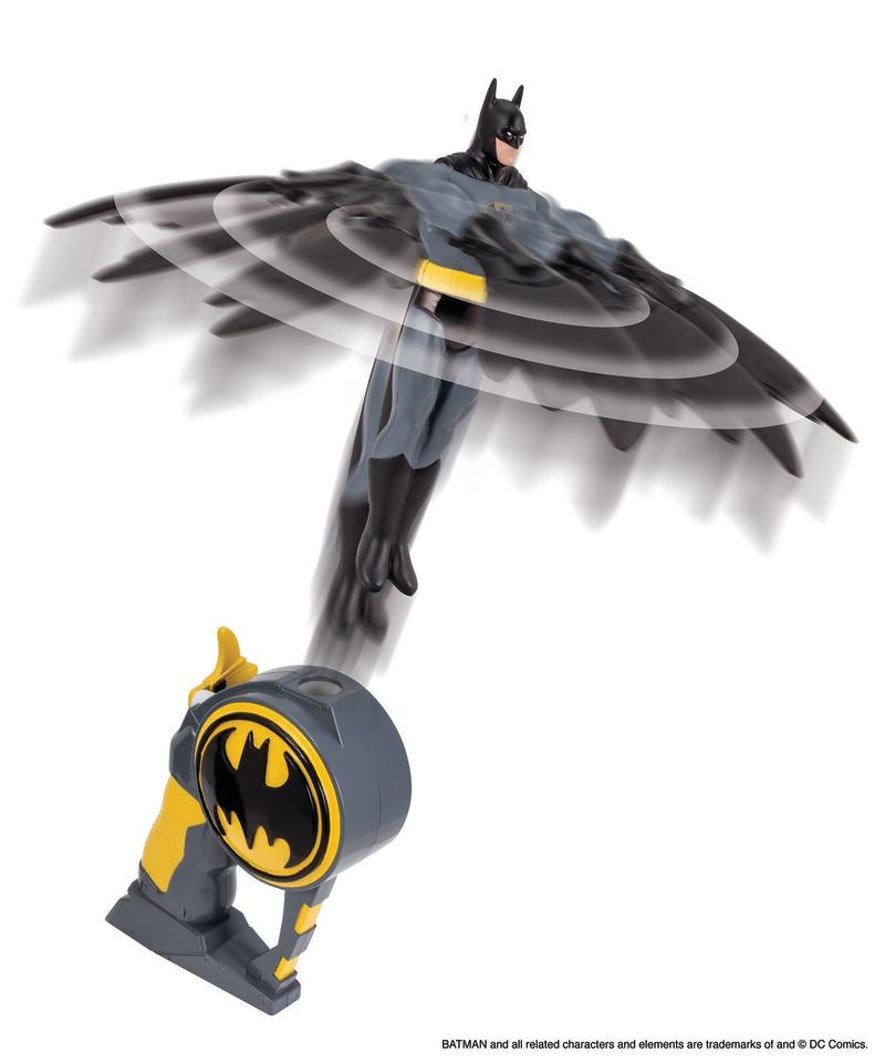 <b>Batman Flying Heroes</b> <br />The Bridge Direct