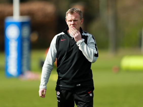 Mark McCall was named as director of the season (Getty Images)