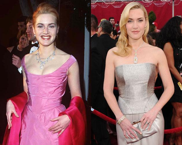 """Kate Winslet was first nominated for an Oscar in this picture from 1996 for her performance in """"Sense and Sensibility."""" Since then she has been nominated six times and in 2009 she won Best Actress for her role in """"The Reader."""""""
